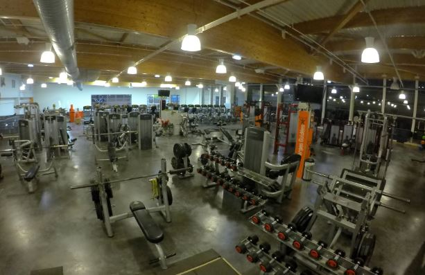Genae Bouc Bel Air fitness club