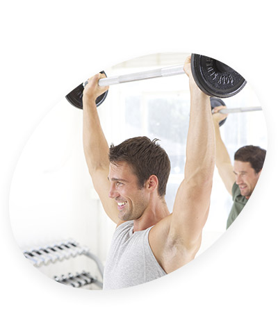 Salle de musculation à Bouc Bel Air