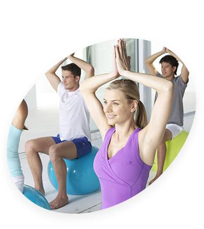 Genae fitness club Bouc Bel Air