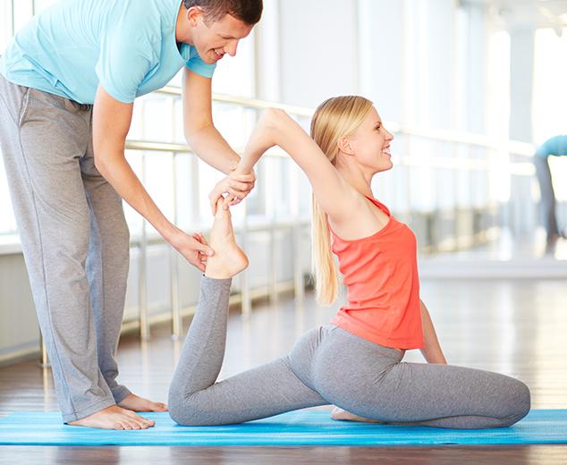 Genae cours de fitness à Bouc Bel Air