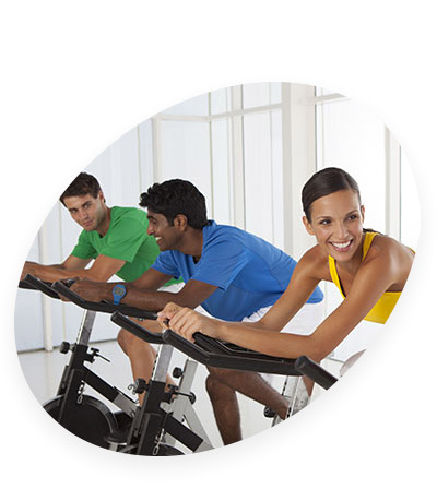 cycling genae fitness club