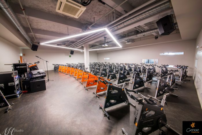 nos installations genae fitness club bron. Black Bedroom Furniture Sets. Home Design Ideas