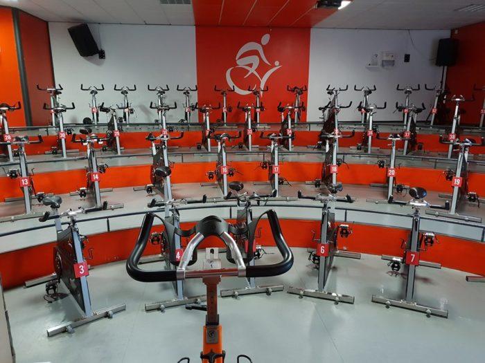 vélo genae fitness club écully