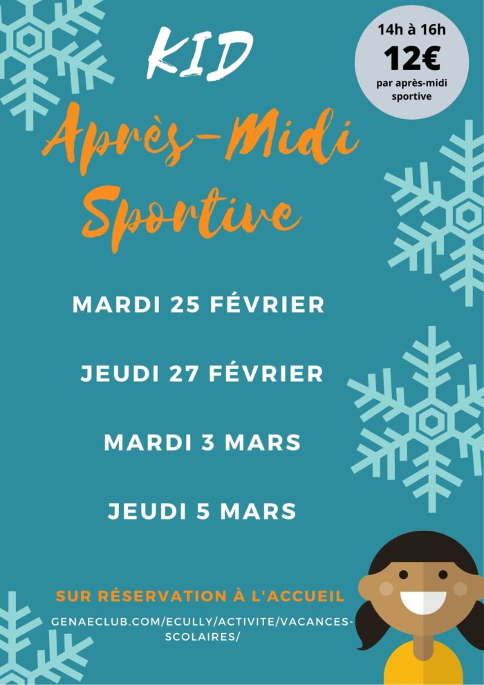apres midis sportives genae club ecully