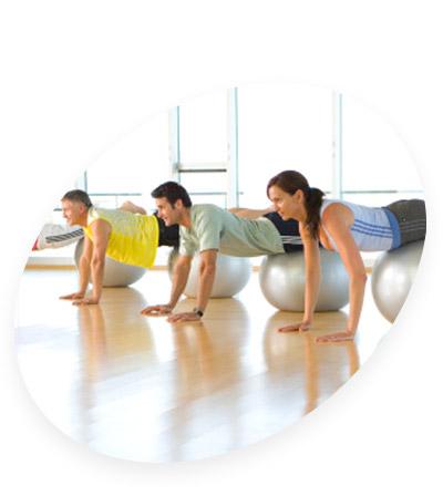 Genae club fitness à Lyon
